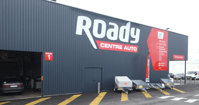 Photo Centre Auto Roady Serres-Castet